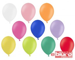 BALON 12 MIX PASTELOWY A'100