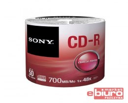 PŁYTA SONY CD-R 700MB A'50