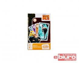DESPICABLE ME 3 PREMIUM BLACK PETER&MEMO CARTAMUND