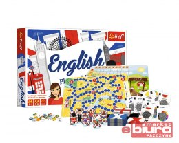 GRA ENGLISH PLAY AND LEARN TREFL 01049