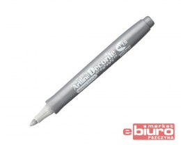 MARKER DECORITE 1MM SILVER TOMA