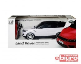 AUTO LAND ROVER 1:24 STEROW PILOTEM G3201