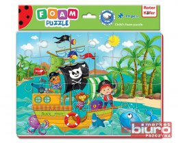 FOAM PUZZLES A4 FUNNY PICTURES RK1201-12