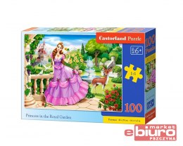 PUZZLE 100 B-111091 PRINCESS IN THE ROYAL GARDEN