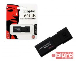 PAMIĘĆ PENDRIVE USB 3,0 64GB KINGSTON