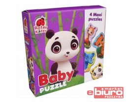BABY PUZZLE MAX ZOO RK1210-02