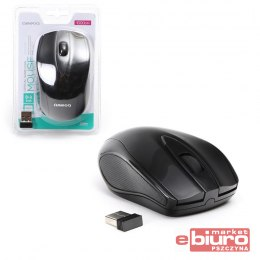 MOUSE OMEGA OM-419 WIRELESS 2,4GHz 1000DPI BLACK