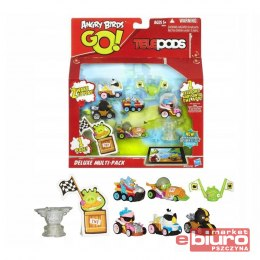 ANGRY BIRDS GO TELEPODS MULTIPACK DELUXE A6031