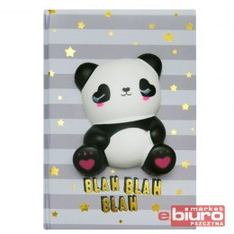 NOTES 80K A5 SQUISHY PASY PANDA 2110