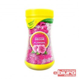 JELLY PEARLS DECOR 350ML FLOWERS LIDER